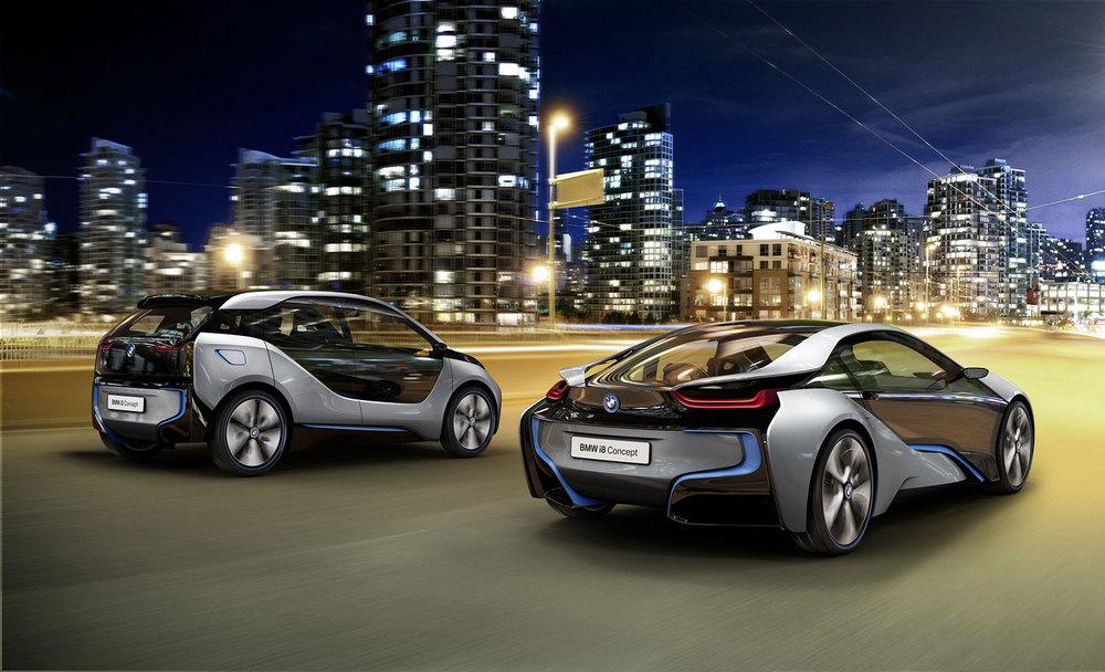 BMW pregateste noi inovatii