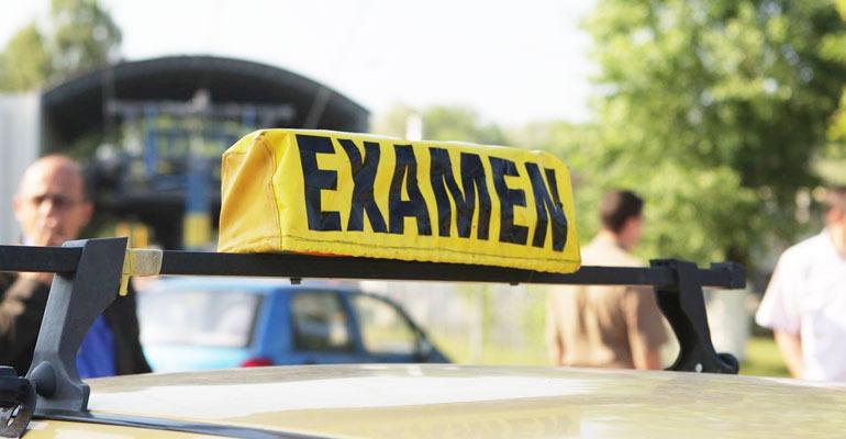Modificari importante la examenul pentru permisul de conducere